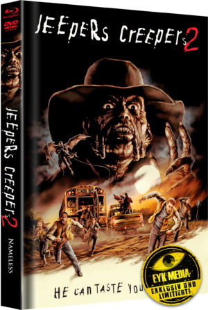 Jeepers Creepers 2 Cover B Limitiert auf 333
