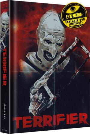 Terrifier Mediabook Limitiert auf 555  Cover F