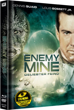 Enemy Mine-Geliebter Feind Mediabook Limitiert auf 555 Cover A