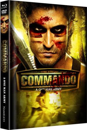 Commando Mediabook Cover B limitiert auf 111