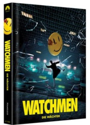 Watchmen Smiley Cover Limitiert auf 500