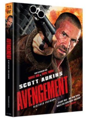 Avengement Original Cover A Limitert auf 333
