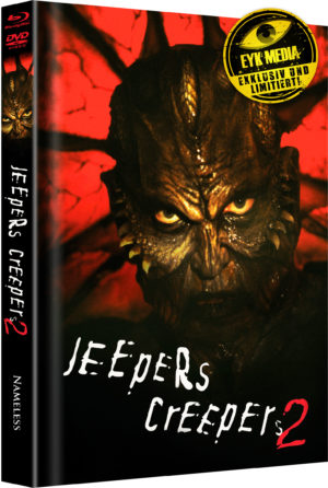 Jeepers Creepers 2 Cover C limitiert auf 222