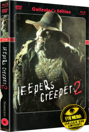 Jeepers Creepers 2 Cover A Limitiert auf 444