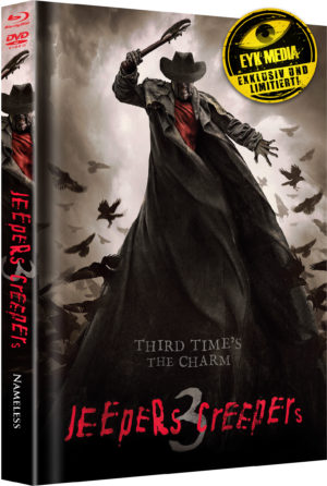 Jeepers Creepers 3 Cover C Limitiert auf 222