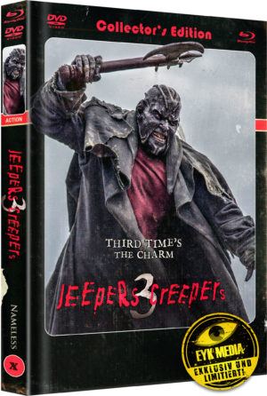 Jeepers Creepers 3 Cover A limitiert auf 444