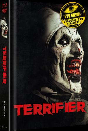 Terrifier  Mediabook Limitiert auf 444  Cover G