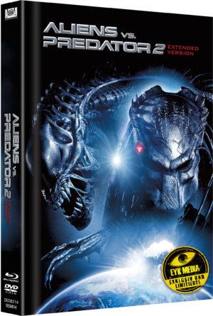 Aliens vs. Predator 2 Mediabook Limitiert auf 333 Cover A