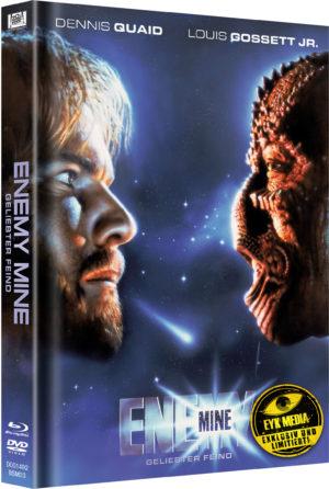 Enemy Mine-Geliebter Feind Mediabook Limitiert auf 555 Cover B