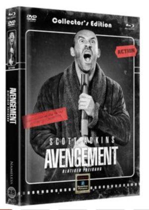 Avengement Retro Cover C Limitert auf 333