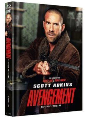 Avengement Kneipe Cover B Limitert auf 333