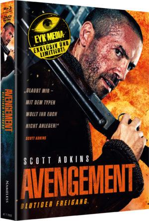 Avengement Mediabook Cover D Limitert auf 500