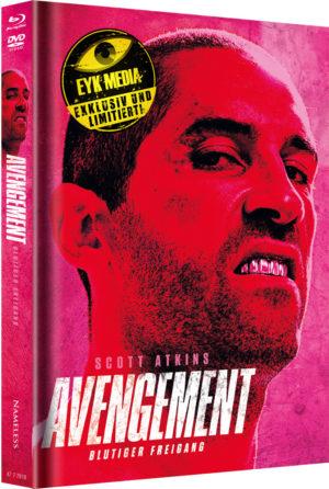 Avengement Mediabook Cover E Limitert auf 500