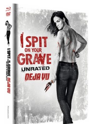 I SPIT ON YOUR GRAVE – COVER D – GREY