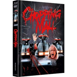 CHOPPING MALL – COVER A – ARTWORK