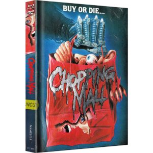 CHOPPING MALL – COVER C – ORIGINAL