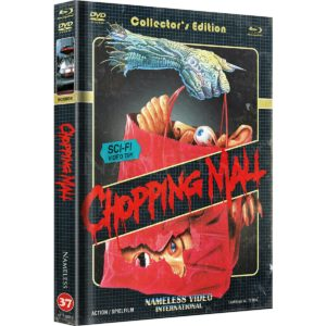 CHOPPING MALL – COVER D – RETRO