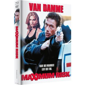 MAXIMUM RISK – COVER D – WHITE