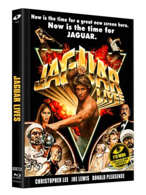 Jaguar Lebt! Mediabook Cover B Limitiert 333