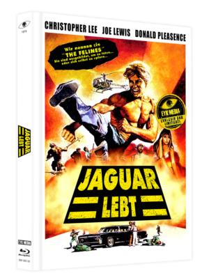 Jaguar Lebt! Mediabook Cover C Limitiert 333