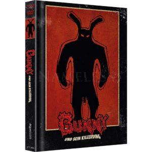 BUNNY UND SEIN KILLERDING – COVER B – BLACK