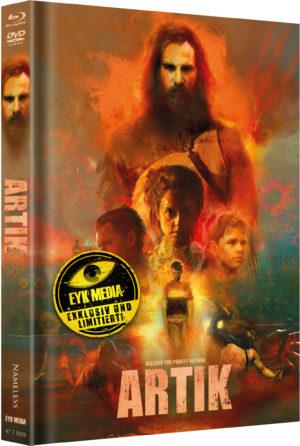 Artik -Serial Killer Mediabook Cover A