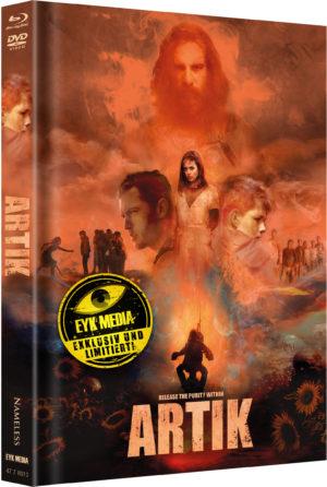Artik -Serial Killer Mediabook Cover B