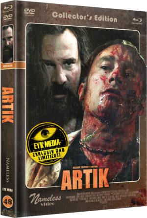 Artik -Serial Killer Mediabook Cover C