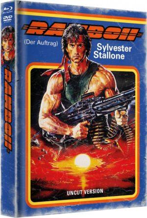 Rambo 2 Mediabook Cover B Limitiert auf 999