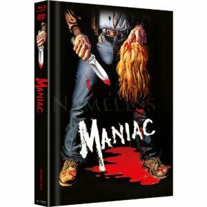 MANIAC – COVER A – ORIGINAL