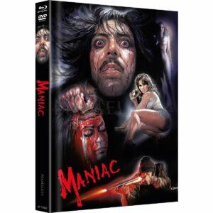 MANIAC – COVER C – SCIOTTI