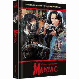 MANIAC – COVER D – FOTOGRAFIN