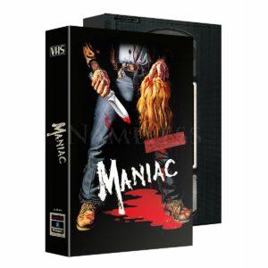 Maniac – VHS SCHUBER EDITION