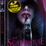 THE SCAREHOUSE – COVER A – PURPLE-LIMITIERT 333