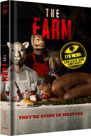 THE FARM-COVER A – TABLE- LIMITIERT 555