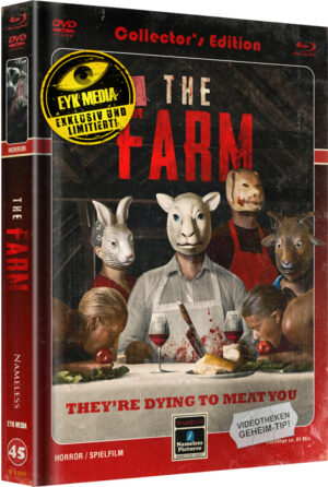 THE FARM-COVER C – RETRO – LIMITIERT 555