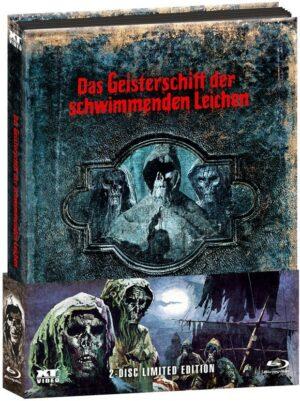 Das Geisterschiff der schwimmenden Leichen – Limited Edition [Blu-ray+DVD]