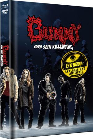 BUNNY UND SEIN KILLERDING – COVER C – PANORAMA BILD – J CARD – LIMITIERT 500