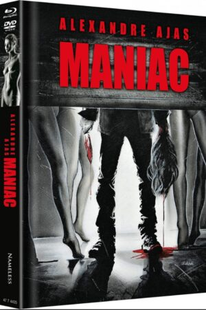 Maniac 2012 Mediabook Cover D