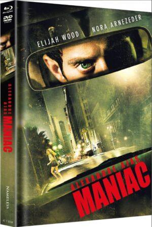 Maniac 2012 Mediabook Cover A