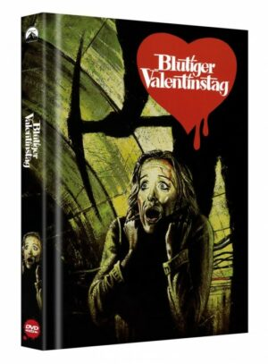 Blutiger Valentinstag – Limited Collector's Edition – Cover A [DVD]