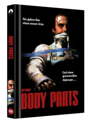 Body Parts – Limited Collector's Edition – Cover A [DVD]