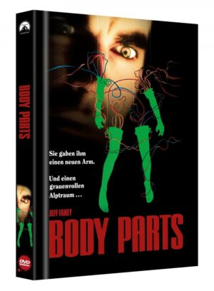 Body Parts – Limited Collector's Edition – Cover B [DVD]