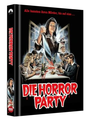 Die Horror Party – Limited Collector's Edition – Cover B [DVD]