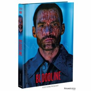 BLOODLINE – COVER A – BLAU