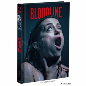 BLOODLINE – COVER B – FRAU