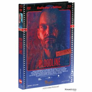 BLOODLINE – COVER C – RETRO