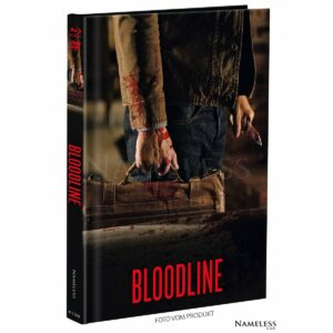 BLOODLINE – COVER D – MANN