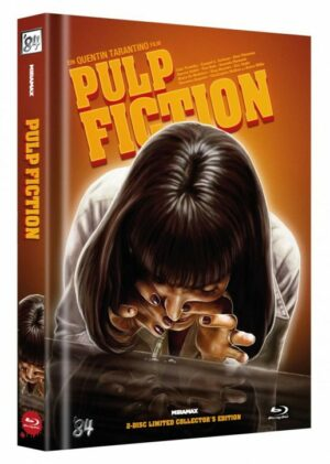 Pulp Fiction – Limited Collector's Edition – Cover B Limitiert auf 400