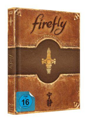 FireFly Komplette Serie Mediabook Blu Ray